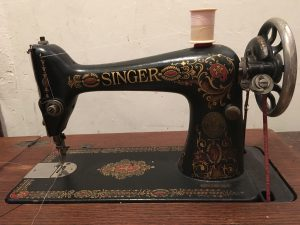 Singer 66-1 sewing machine